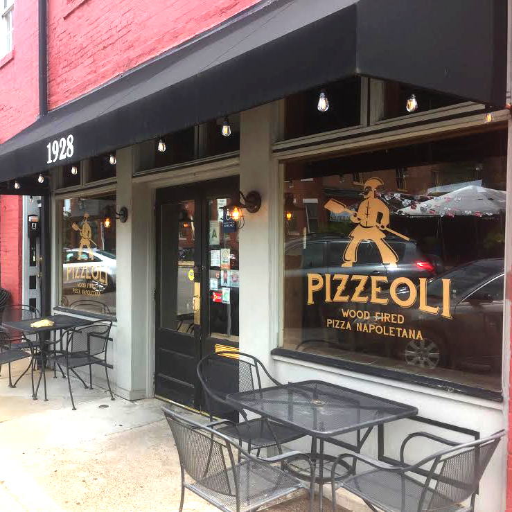 Homepage Pizzeoli Wood Fired Pizza