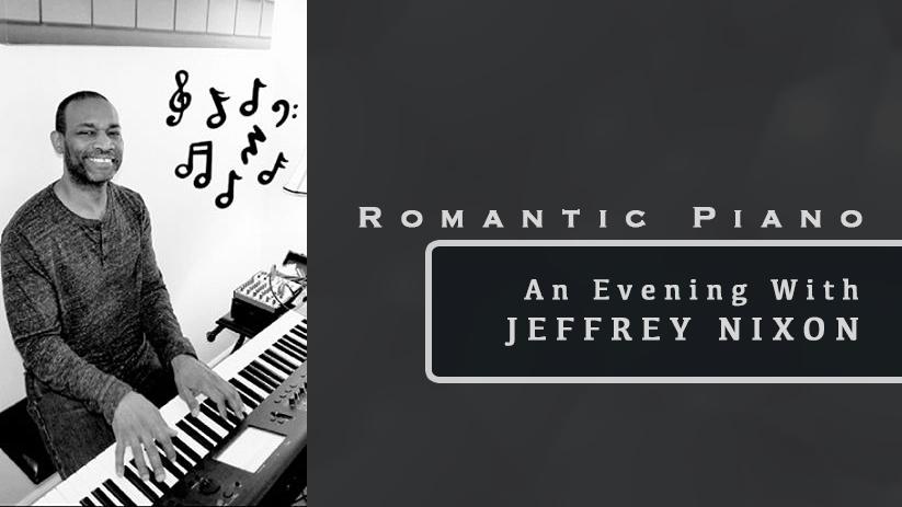 Jeffrey Nixon Piano Live